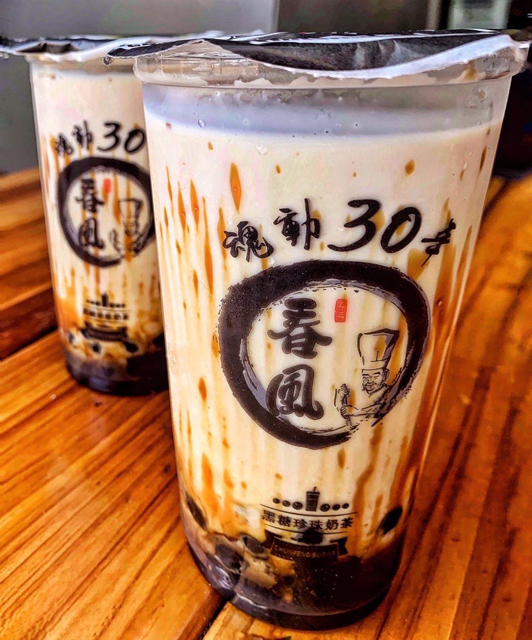 Chunfeng Brown Sugar Milk Tea