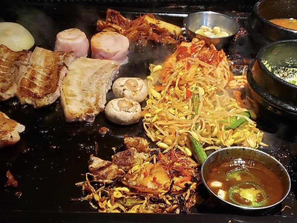 Golden Pig Korean Restaurant