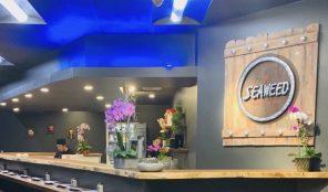 Seaweed Hand Roll Bar in LA