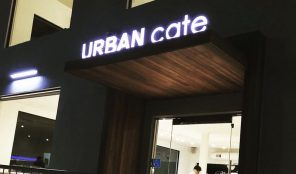 URBAN cate Korean cafe in LA