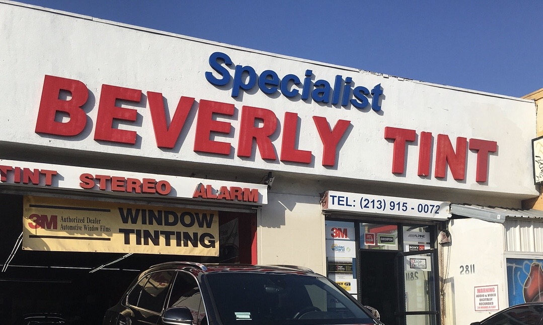 Beverly Tint in Los Angeles