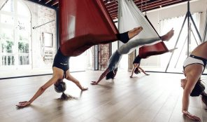 DandA Flying Yoga