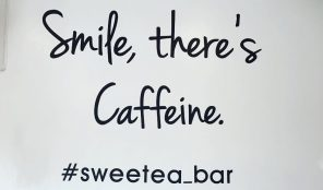 Smile, There's Caffeine