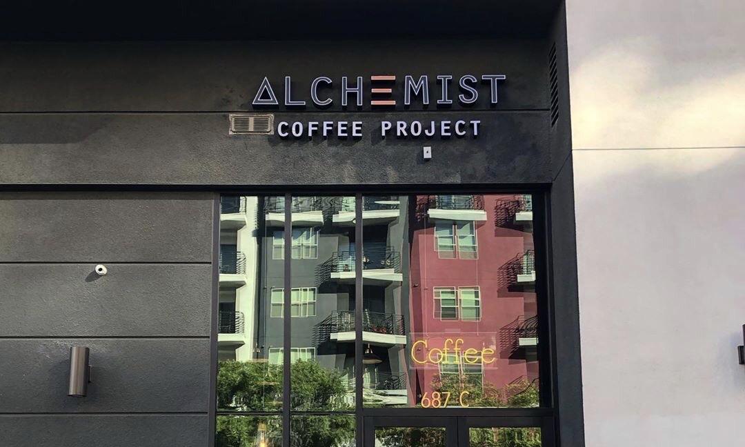 Alchemist Coffee Los Angeles
