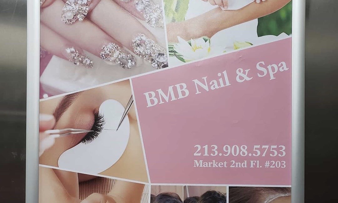 Manicures in Koreatown