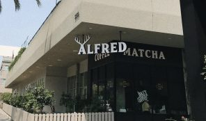 Alfred Matcha in Los Angeles