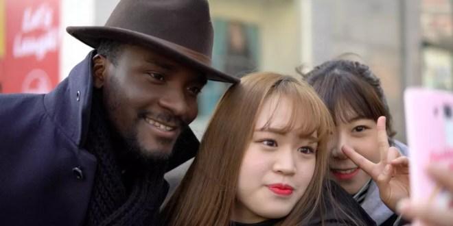 العنصرية في كوريا الجنوبية