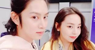 كيم هيتشول Kim HeeChul شارك بصور مع آن سو هي Ahn SoHee واسترجع ذكريات الماضي بشكل لطيف
