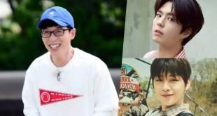 """رد فعل طاقم """"Running Man"""" على هزيمة Yoo Jae Suk ل Park Bo Gum و Kang Daniel في """"النجم رقم 1 الذي تريده كأستاذك"""""""