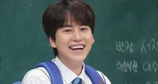 Kyuhyun يكشف عن سبب كون الاستحمام أصعب جزء في خدمته العسكرية