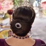 スウェーデン王室4人の女性王族の素敵なヘアスタイル