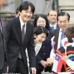 秋篠宮ご夫妻、世界文化遺産バルパライソを訪問 とても良い表情でした。