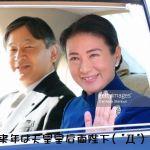 来年の5月1日新天皇皇后誕生! 公務の断捨離とオープンカーが高齢により歩行困難
