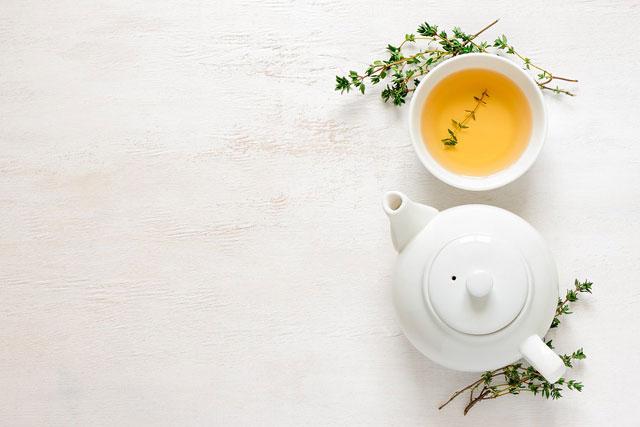 体を温めるお茶や漢方