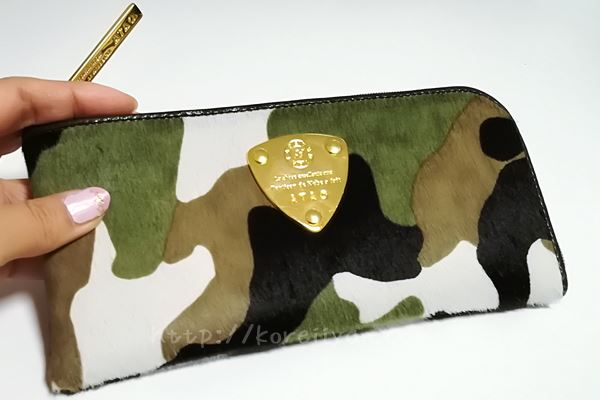 3c0d59cfb30e 長財布で薄い安い全開L字ファスナーならレザージー!口コミ評価は ...