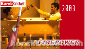 Sejarah korek api gas merek Cricket 2003
