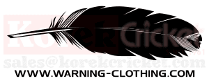 Logo Customer korek cricket Warning Clothing Cihampelas Bandung