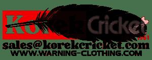 Logo Customer korek cricket Warning Clothing Cihampelas Bandung