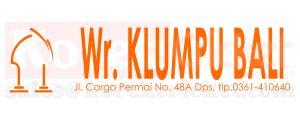 Logo Customer korek cricket Warung Klumpu Bali