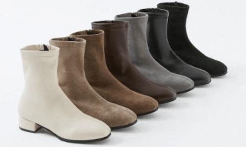【ホンデ】色別で並べられた靴屋さん!1000〜2500円で靴が買えちゃうホットなお店『착한구두/チャッカンクドゥ』