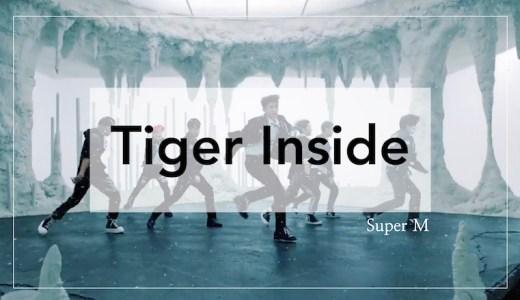 【日本語訳/カナルビ/歌詞】2020年9月1日公開!!『호랑이 (Tiger Inside)』