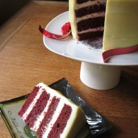 Daring Bakers: Beet Red Velvet Cake