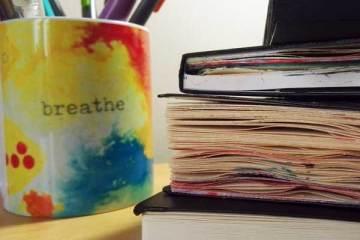 Art Journaling Kore Sage