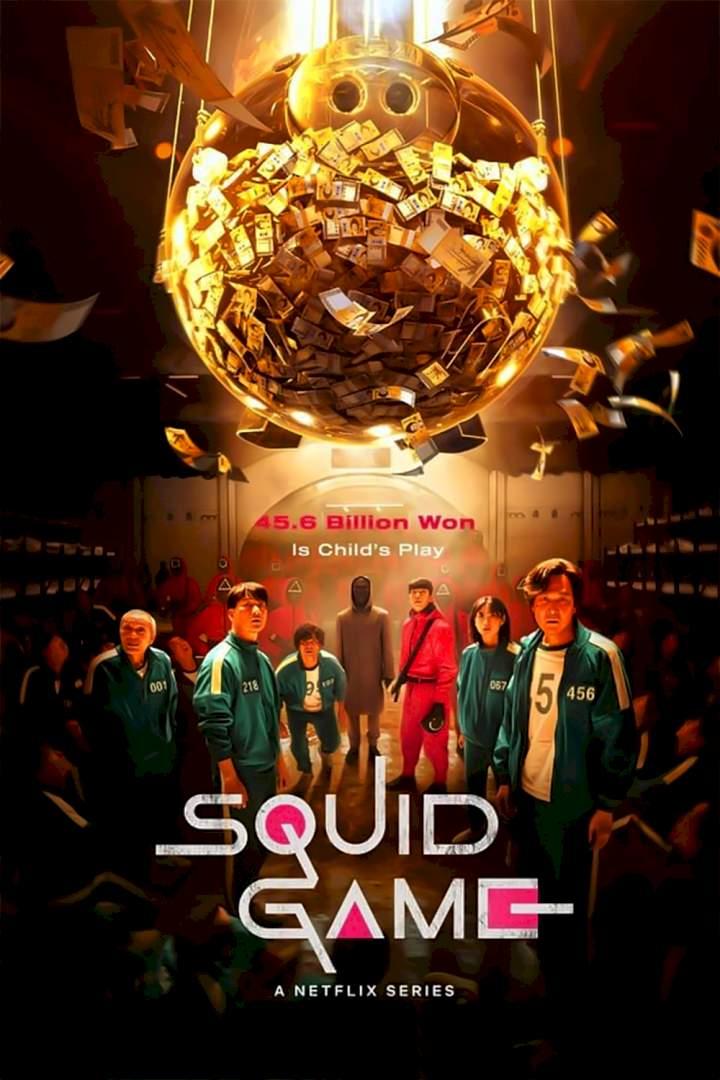 Squid Game Season 1 Episode 1