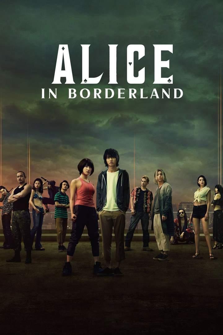 Alice in Borderland Season 1 Episode 1