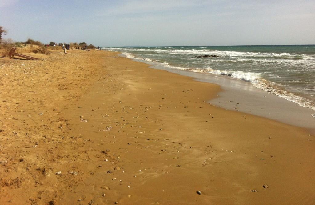 Strand Von Chalikounas Korfucorfu De