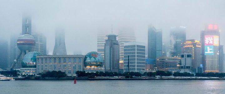 Shanghai sous la pluie, ou Shanghai sous le soleil? | Ralf Leineweber via Unsplash