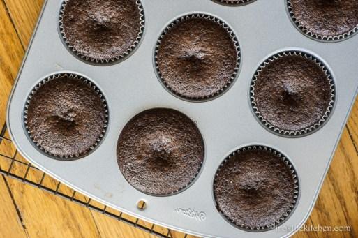 German Chocolate Cupcakes (Vegan)-5