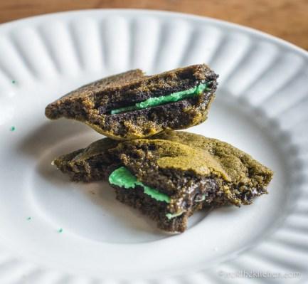 Flying Saucer Cookies-6