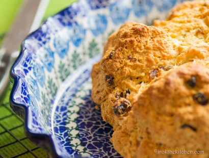 Irish Soda Bread-5