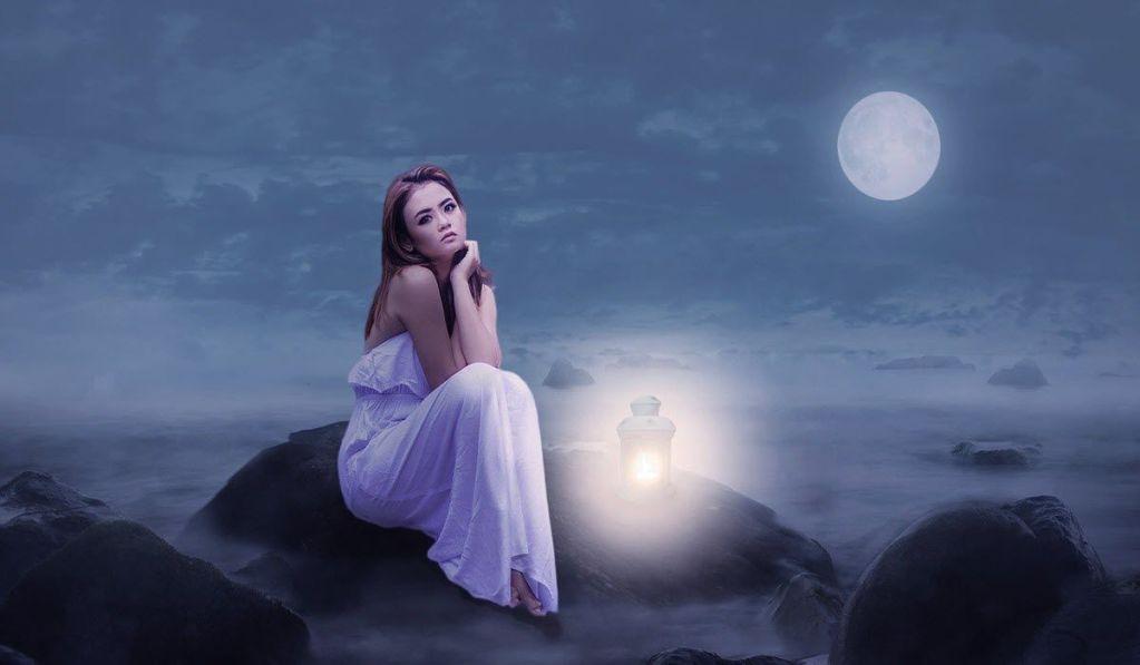 Luna mujer - Ricardo Hernandez