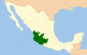 Región Occidente de México