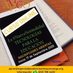 Curso Tecnologias para la Educacion