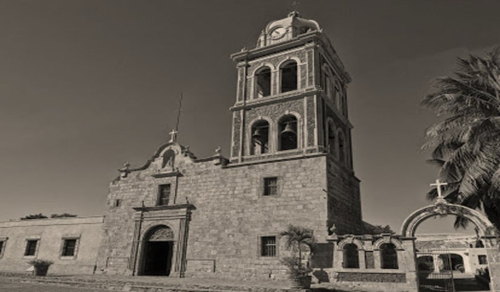 Mision de Loreto - Hesus Chávez Jiménez