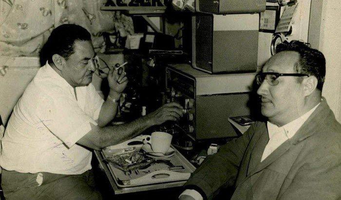 Francisco González - Jose Peralta Montoya