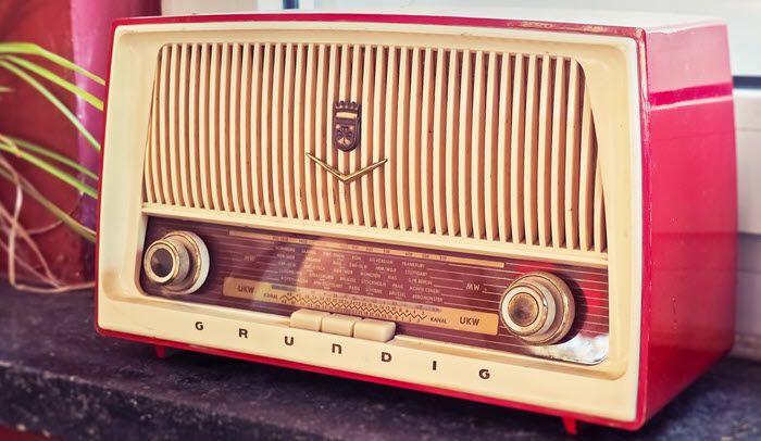 La primera radio - Virgilio Murillo