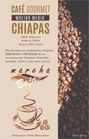 Cafe Gourmet- Chiapas - 250 g