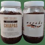 Cafe Soluble - Chiapas - 105 ml - Mareha Baja
