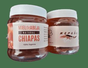 Miel de Abeja - Chiapas - 250 ml Mareha Baja