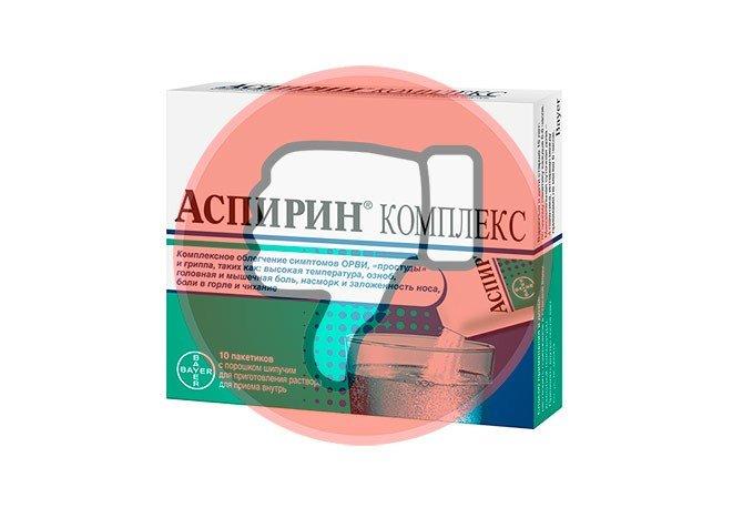 Aspirin är omöjligt