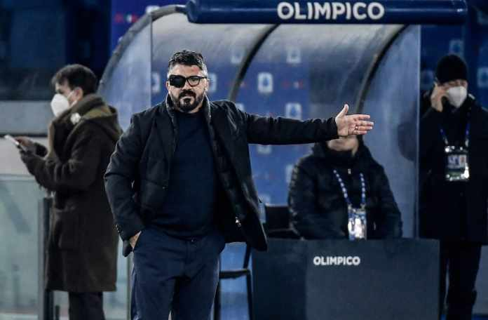 Zašto trener Napolija, Gennaro Gattuso nosi povez preko oka!?