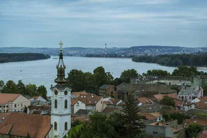 Najljepši gradovi u Srbiji