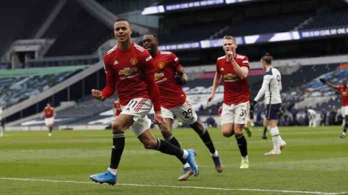 Trening za United