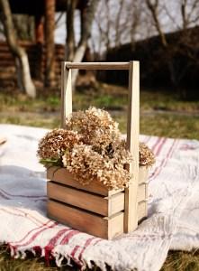 Flower pot Herlen Grau