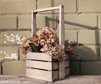 Herlen Grau flower pot