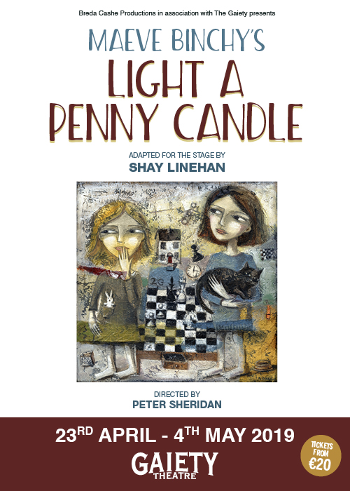 Light a Penny Candle Poster Artwork